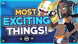 The 10 Things I am MOST Excited for in Pokémon Sword and Shield