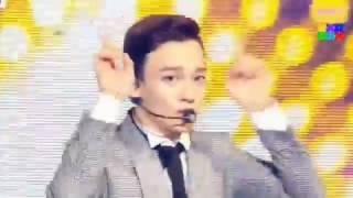161112 [HD/Viewable] EXO-CBX (엑소-첸백시)-Hey Mama! @ Mu$1C C0r3