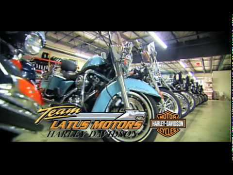 Team Latus Motors Harley-Davidson Used Bike Promo - YouTube