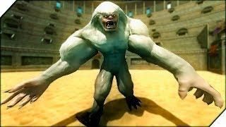 СВИРЕПЫЙ ЙЕТИ - Игра Beast Battle Simulator