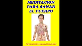 MEDITACION HACIA EL INTERIOR DEL CUERPO