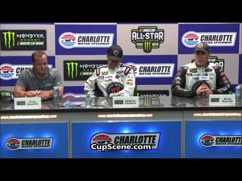 NASCAR All-Star Weekend at Charlotte Motor Speedway: Kevin Harvick post race