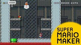 Lakitu and Friends | Super Mario Maker | EC9B-0000-0086-D20A
