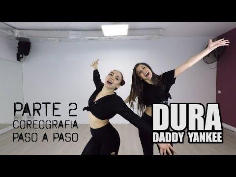 DURA - Daddy Yankee | Coreografía Paso a Paso (Parte 2)