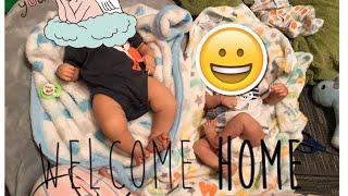 DOUBLE BOX OPENING OF TWO REBORN BABY BOYS!!! REALISTIC DOLLS!!! MUST SEE!!!