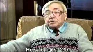 Testimony of Solomon Zuperman about the mass murder of the Jews from Logoysk in Belarus