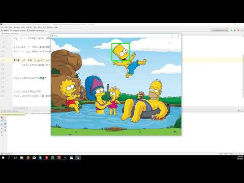 Download Template Matching - OpenCV with Python for Image and Video ...