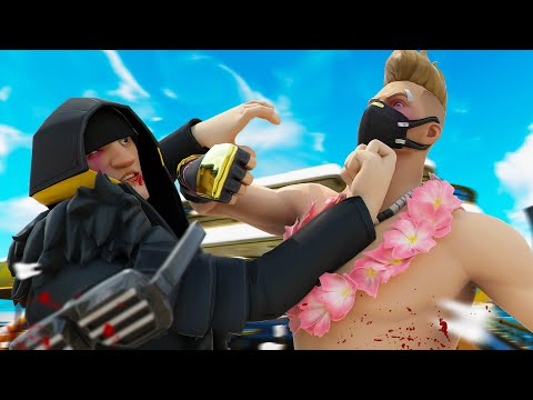 DRIFT FINDS OUT HIS DAD IS EVIL....(Fortnite Shorts)