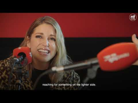 Amy Huberman On Navigating Social Media