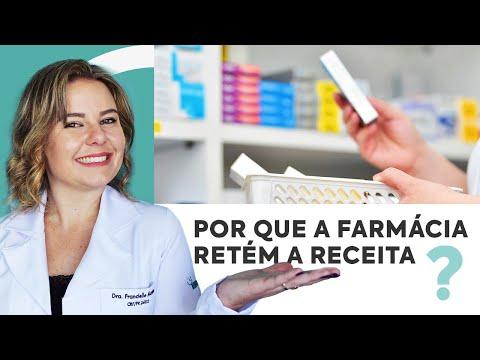 Por que a farmácia retém algumas receitas? | Minuto Farma