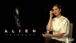 AvP Galaxy Interviews Katherine Waterson (Alien: Covenant)