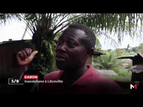 Gabon: Livreville se relève d'un week-end difficile