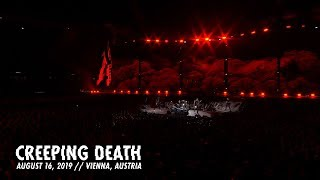 Metallica: Creeping Death (Vienna, Austria - August 16, 2019)