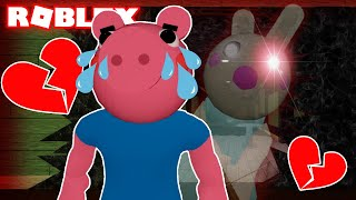 PIGGY - GHOST BUNNY INFECTS GEORGE! (Roblox Piggy Chapter 11)