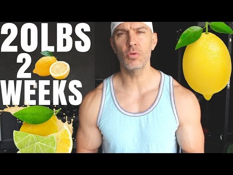 lemon-water-diet-|-20lbs-in-2-weeks