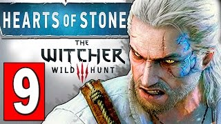 The Witcher 3: Hearts of Stone Walkthrough Part 9 QUEST OPEN SESAME COMPLETED