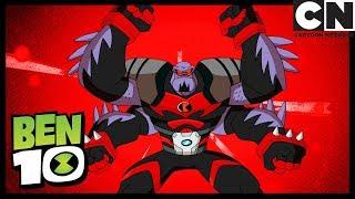 ben y kevin luchan juntos en laser tag cuatro por cuatro ben 10 espaol latino cartoon network