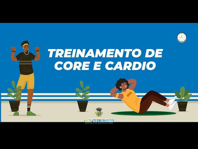 Aula 02 | Treinamento de Core e Cardio