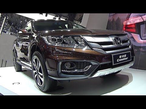 crosstour concept shows accord honda coupe and sema hfp
