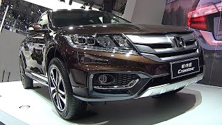 New Honda Crosstour 2016, 2017, exterior, video review(New Honda Crosstour 2016, 2017, exterior, video review: 2016, 2017 Honda Crosstour, is coming soon. The brand-new Crosstour, look a lot of hostile, and ..., 2015-12-26T15:04:45.000Z)