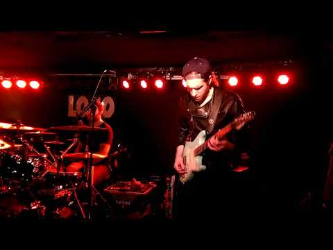 Nick Johnston - Hypergiant (live @ Logo Hamburg)