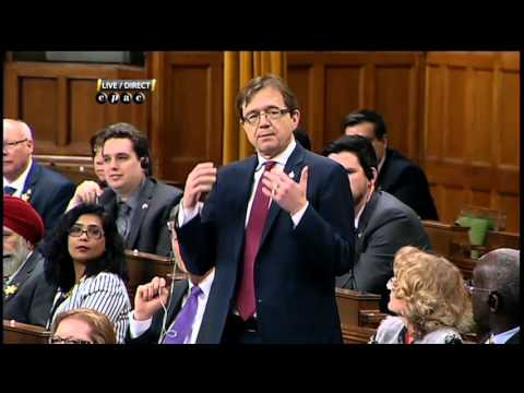 Question Period - Liberal Friends Against Energy Development (20160415)