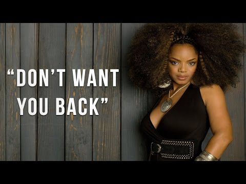 Leela James - Dont Want You Back (Lyrics)