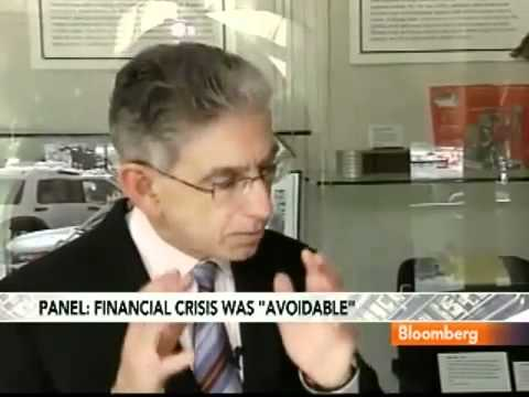 Chairman of the Financial Crisis Inquiry Commission; Financial System Still at Risk