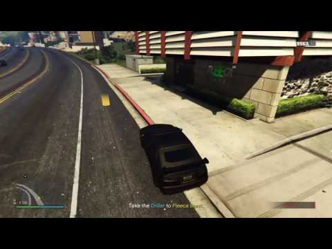 GTA Online - The Fleeca Job - Elite Challenge  R* Time (4:41) [PS4]