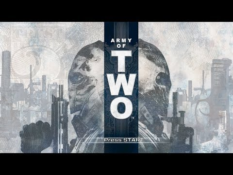 Army of Two  Gameplay  Xbox One X