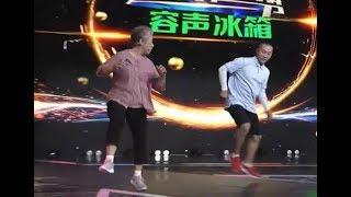 An unusual square dance | CCTV English