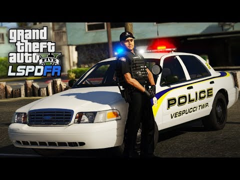 GTA 5 LSPDFR - Day 121 | Harrison Township Police, PA | LSPDFR Store Robbery & Burglary Goes Wrong!