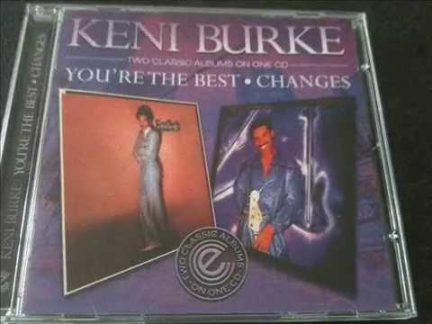 Keni Burke - Shakin