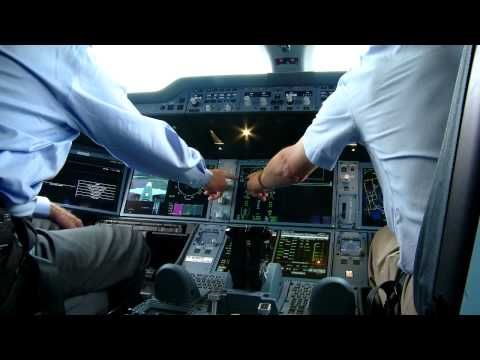 Pilot Report: Airbus A350