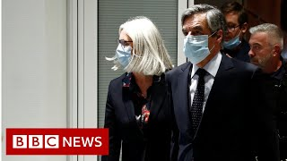 French Ex-pm Found Guilty Over Wife's 'fake Job' - Bbc News