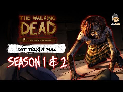 Game Kinh Dị Zombie | Luật Lệ Sinh Tồn Khắc Nghiệt | The Walking Dead | Seasion 1 2 | Mọt Game