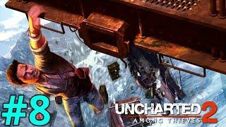 Uncharted 2: El Reino De Los Ladrones | Capítulo 8 |