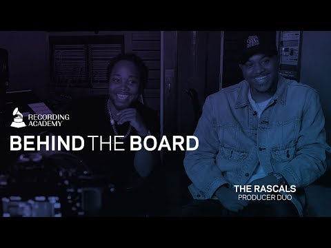 Producer Duo The Rascals On Relating To Artists & Keeping It Simple In The Studio | Behind The Board