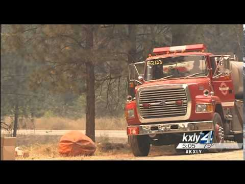 New evacuation notices for Carlton Complex fire go out