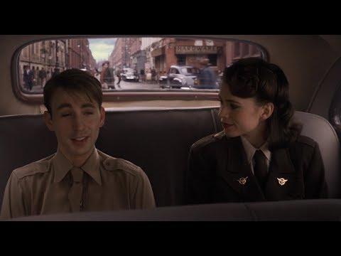 Вы не танцевали? Стив и Пегги - Первый мститель 2011