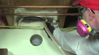 How To Insulate Rim Joist With Spray Foam
