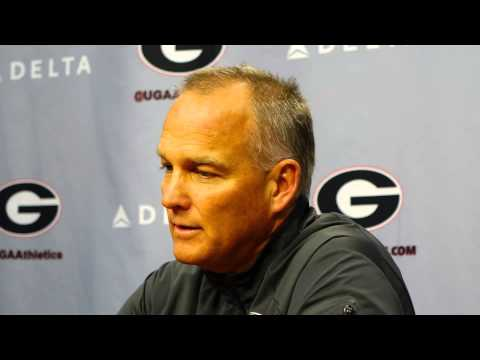 """Mark Richt """"you have to win a national championship before they start naming stuff after you"""""""