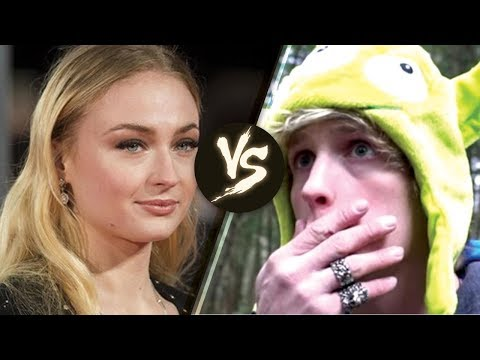 Logan Paul BLASTED by Sophie Turner & PewDiePie Over Suicide Forest Video and Apology