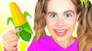 Yes Yes Vegetables Song #2 | 동요와 어린이 노래 | 어린이 교육 노래