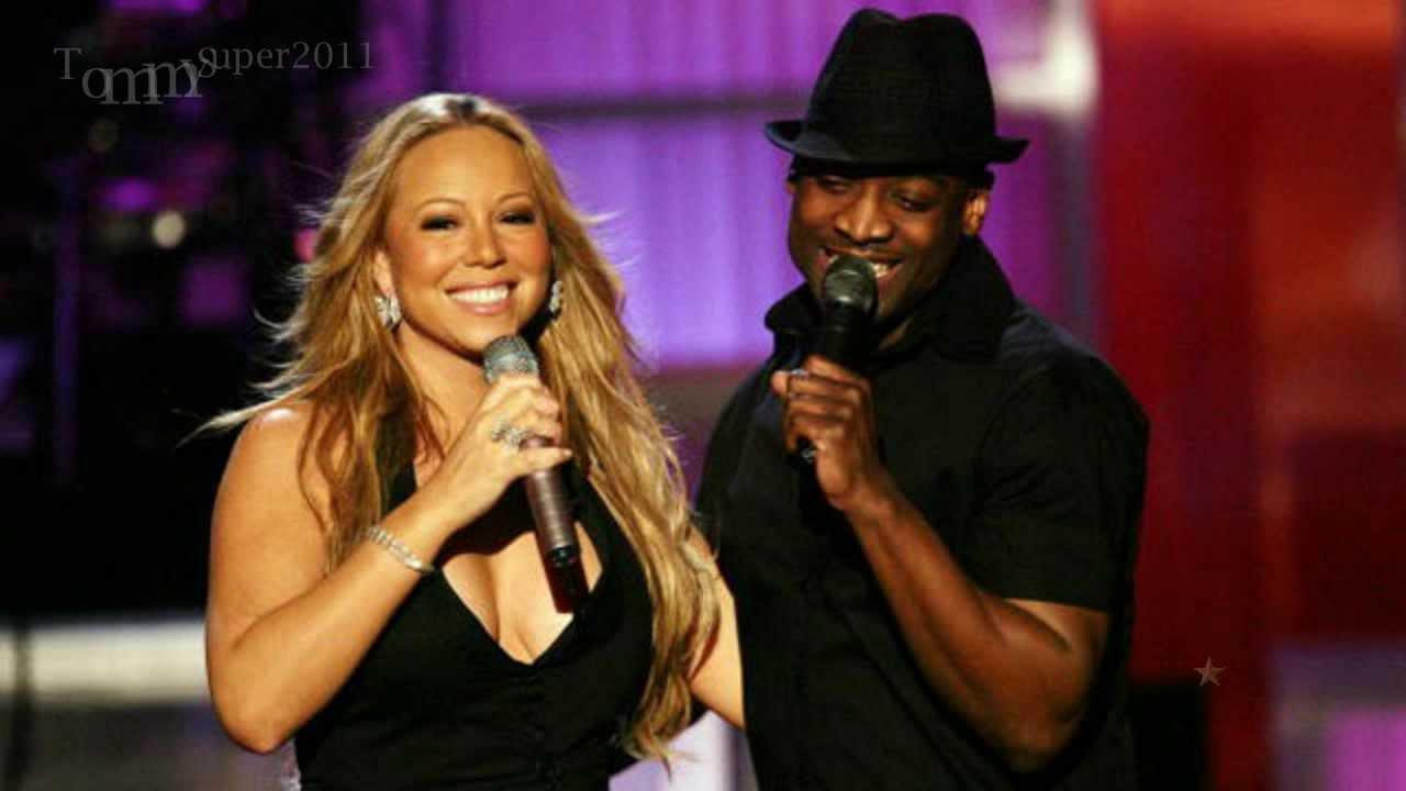 I ll Be There Karaoke - Mariah Carey in duet with Trey Lorentz