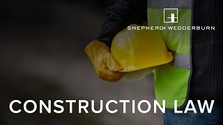 Construction law webinar series: Insurance for construction projects - the basics