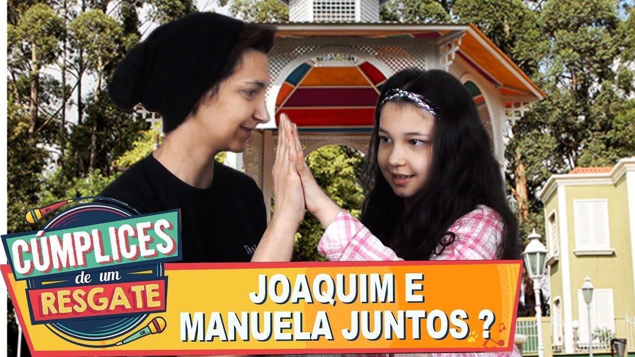 Cúmplices de um Resgate - Manuela e Joaquim - Final 7 - YouTube dca6cc5879
