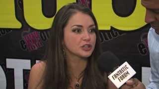 Fantastic Forum Interview with Allie Haze