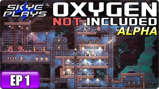 Oxygen Not Included Part 1 ►DON