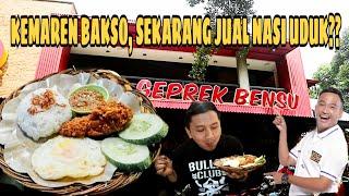 Download Video SETELAH BAKSO, BENSU JUAL NASI UDUK!! NASI UDUK GEPREK BENSU (BARU!) MP3 3GP MP4